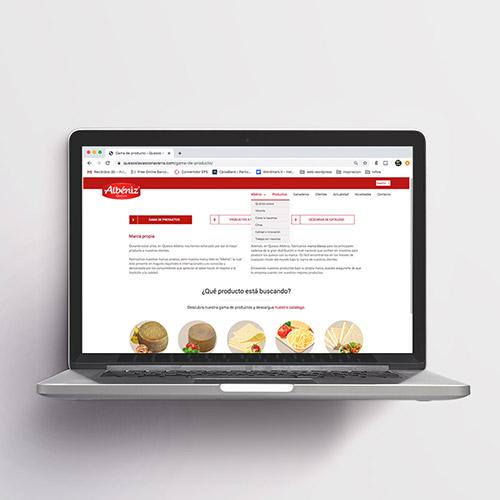 desarrollo pagina web