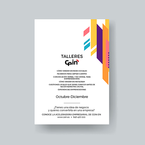 folleto informativo cein