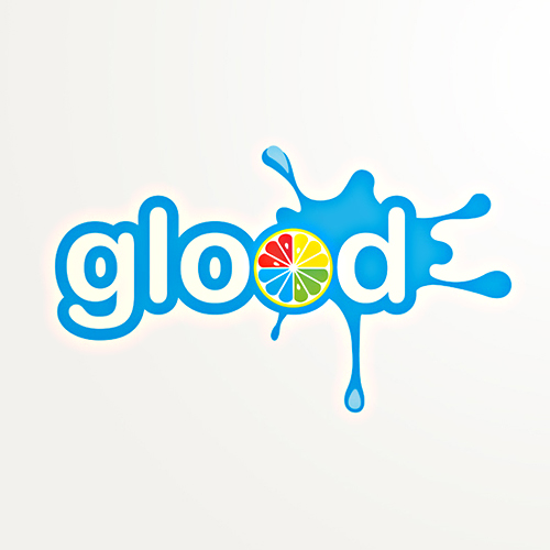 logotipo marca glood