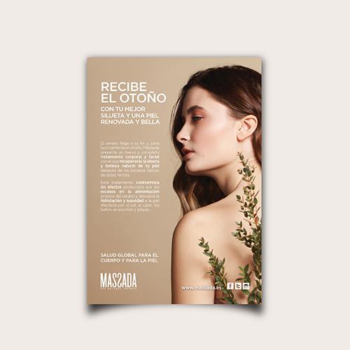 diseño cartel promocional