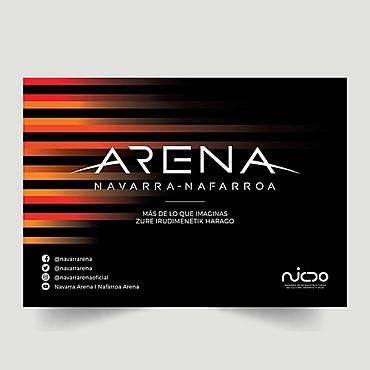 diseño imagen anual navarra arena