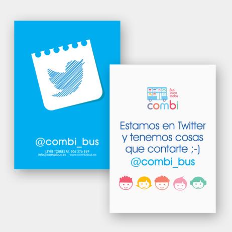 tarjeta diseño empresarial